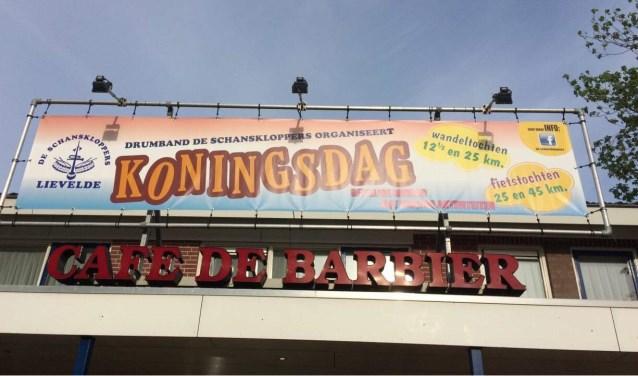 Koningsdag in Lievelde. Foto: PR