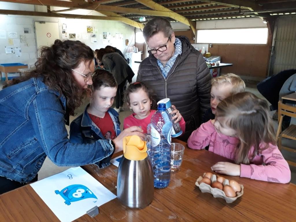 Kunnen eieren drijven? Foto: PR  © Achterhoek Nieuws b.v.