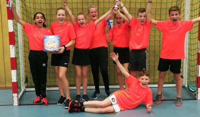 Vennegötte wint het schooltoernooi. Foto: PR