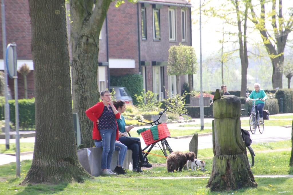 Komen ze er al aan? Foto: Annekée Cuppers  © Achterhoek Nieuws b.v.