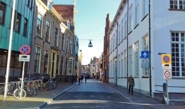 De Lange Hofstraat. Foto: Alize Hillebrink