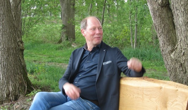 Wethouder Kok heeft zorgen over de toekomst. Foto: Bernhard Harfsterkamp