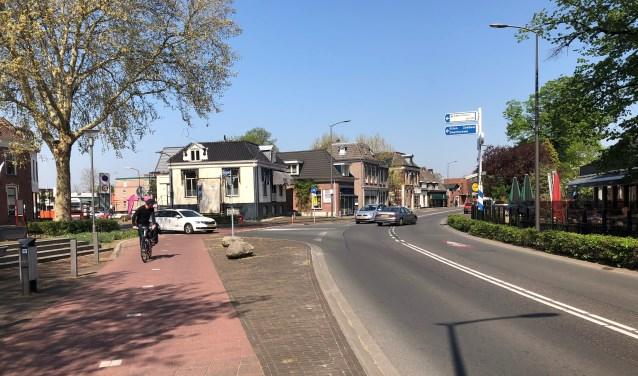 De kruising Sint Jorisplein. Foto: Miriam Szalata