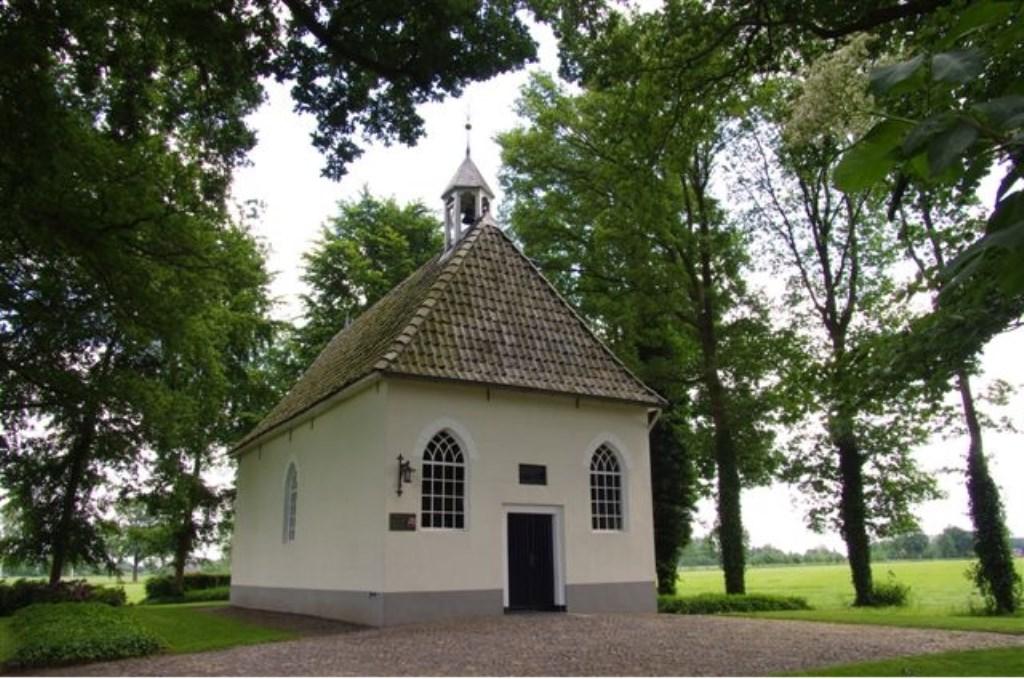 De Antoniuskapel. Foto: G. W. Huinink  © Achterhoek Nieuws b.v.