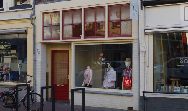 De winkel in de Laarstraat. Foto: PR