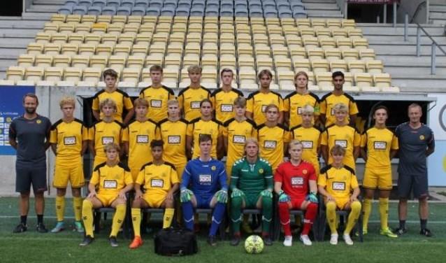 AC Horsens presteert momenteel zeer sterk in de U19 Drenge Divisionen, de op één na hoogste Deense jeugd-divisie. Foto: PR.