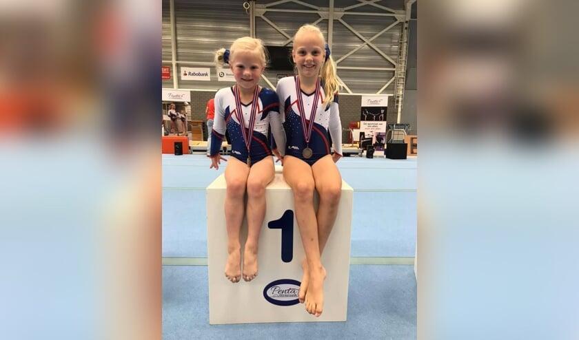 Meys Koldeweij en Elize Willink.Foto: PR Penta Winterswijk