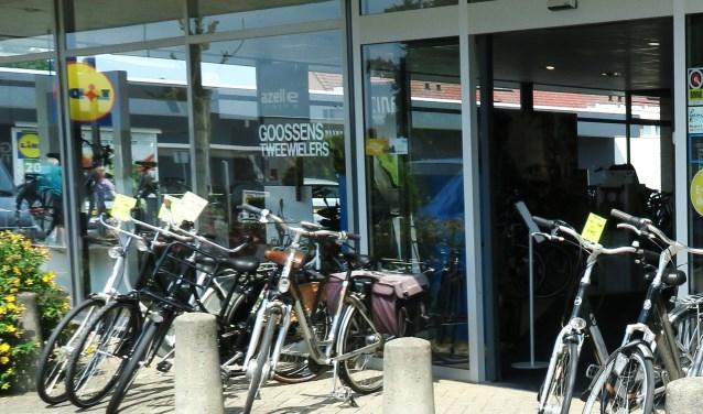 Routes zijn te koop bij Goossens. Foto: AN