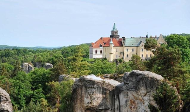 Er is veel moois te zien tijdens de Tsjechië-reis. Foto: eigen foto