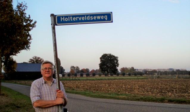 Geert Holterveld schreef een roman: 'Peerdevolk'. Foto: PR