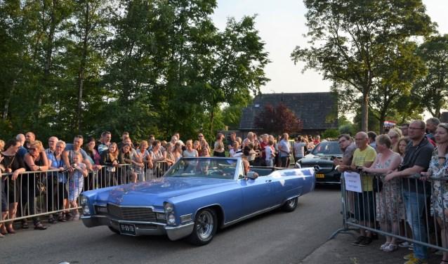 Tijdens het jaarlijkse Wesenthorstgala komen de examenleerlingen op chic naar de feestlocatie; dit jaar op woensdag 22 mei. Foto: Archieffoto