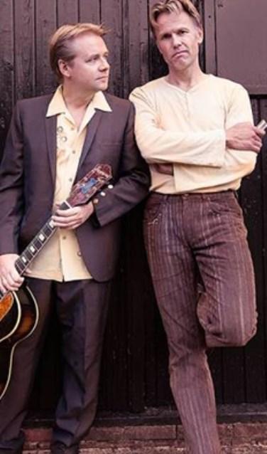Herbie en Guitar Ray. Foto: PR