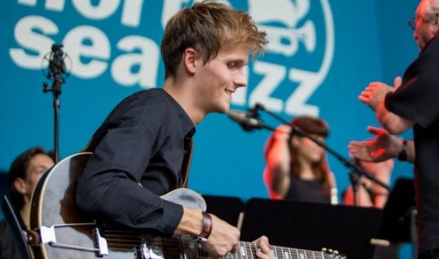 Jazzgitarist Jelle Willems. Foto: PR