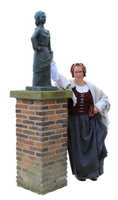 Hendrickje Stoffels op 't Zand. Foto: PR
