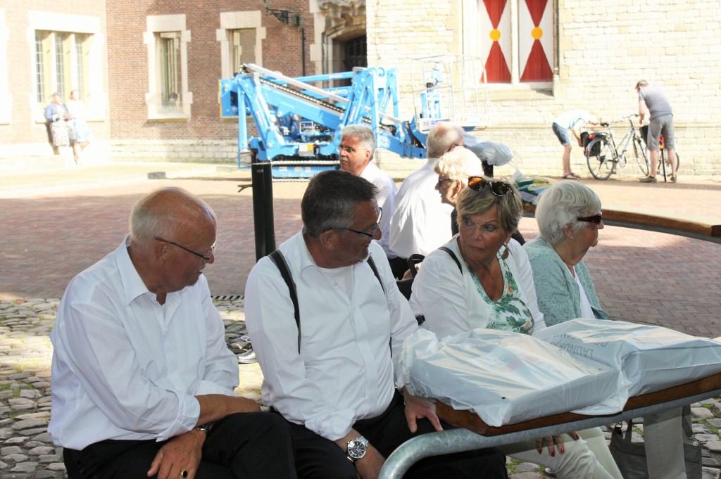 Na gedane arbeid... Foto: PR  © Achterhoek Nieuws b.v.