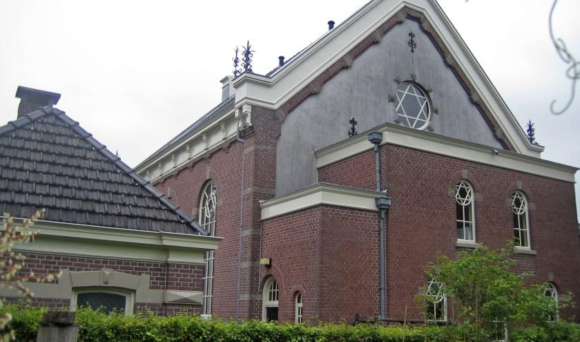 Zomerse openstelling van de synagoge. Foto: PR