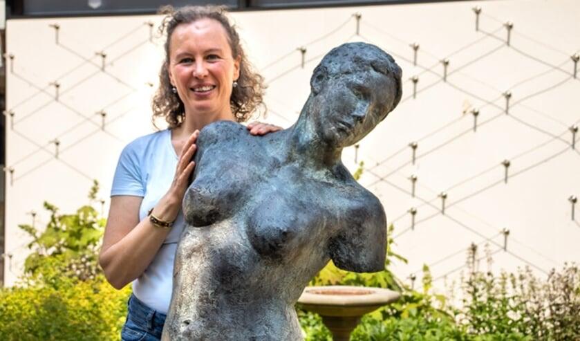 Dagmar Van der Meiren. Foto: Lotte de Jong