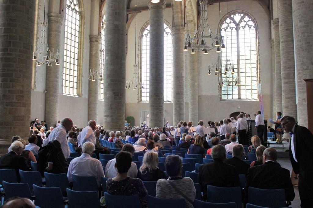 In de Grote Nieuwe Kerk. Foto: PR  © Achterhoek Nieuws b.v.