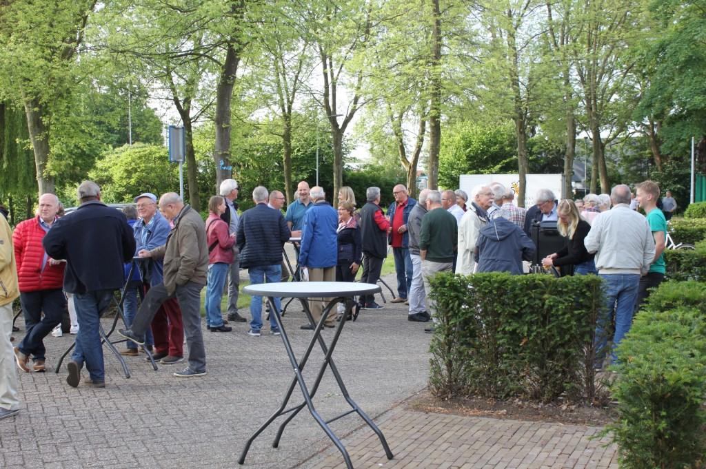 Klaar voor vertrek. Foto: PR  © Achterhoek Nieuws b.v.