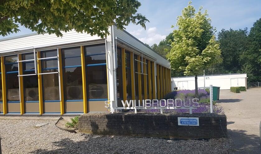 De Willibrordusschool in Groenlo wil graag verbouwen. Foto: Kyra Broshuis