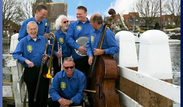 Herringtown Jazzband. Foto: PR