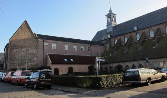 Het Broederenklooster in Zutphen. Foto: PR