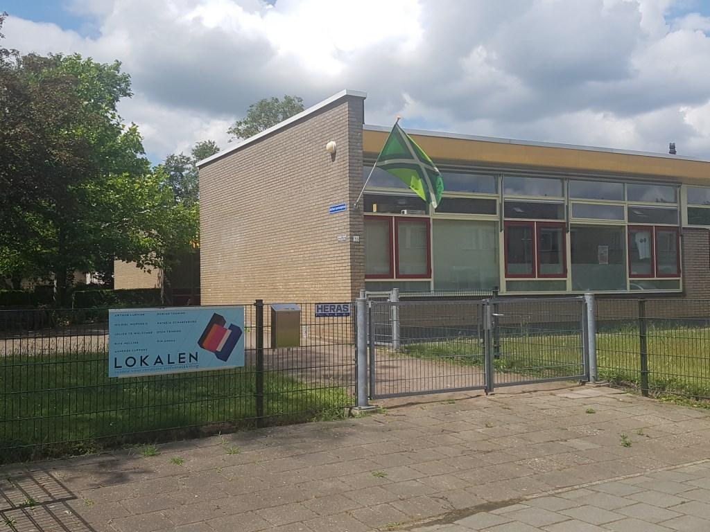 Lokalen in Lichtenvoorde staat op de nominatie voor verduurzaming. Foto: Kyra Broshuis  © Achterhoek Nieuws b.v.