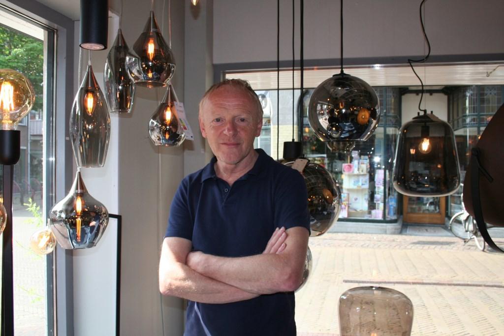Jan van Embsen gaat verder met lichtadvies en websites. Foto: Verona Westera  © Achterhoek Nieuws b.v.