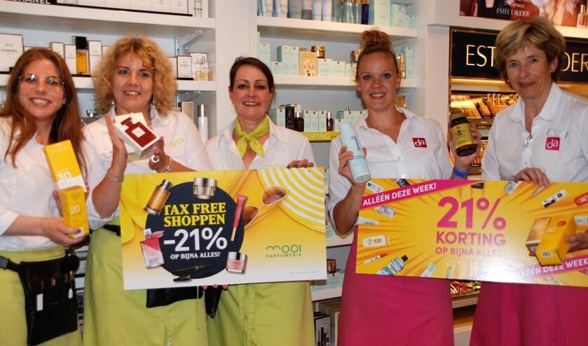 Tax Free shoppen bij Da+Mooi Winterswijk
