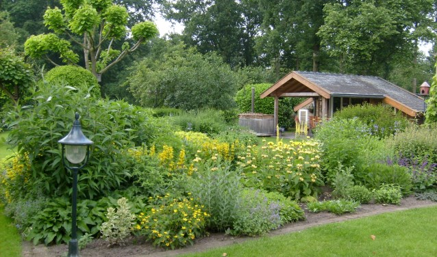 Een foto uit één van de deelnemende tuinen. Foto: PR