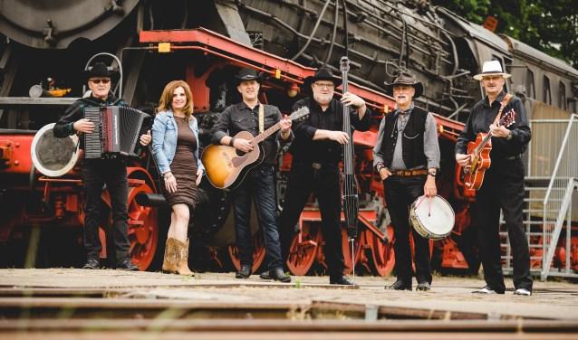 Sandra Vanreys & Band. Foto: PR