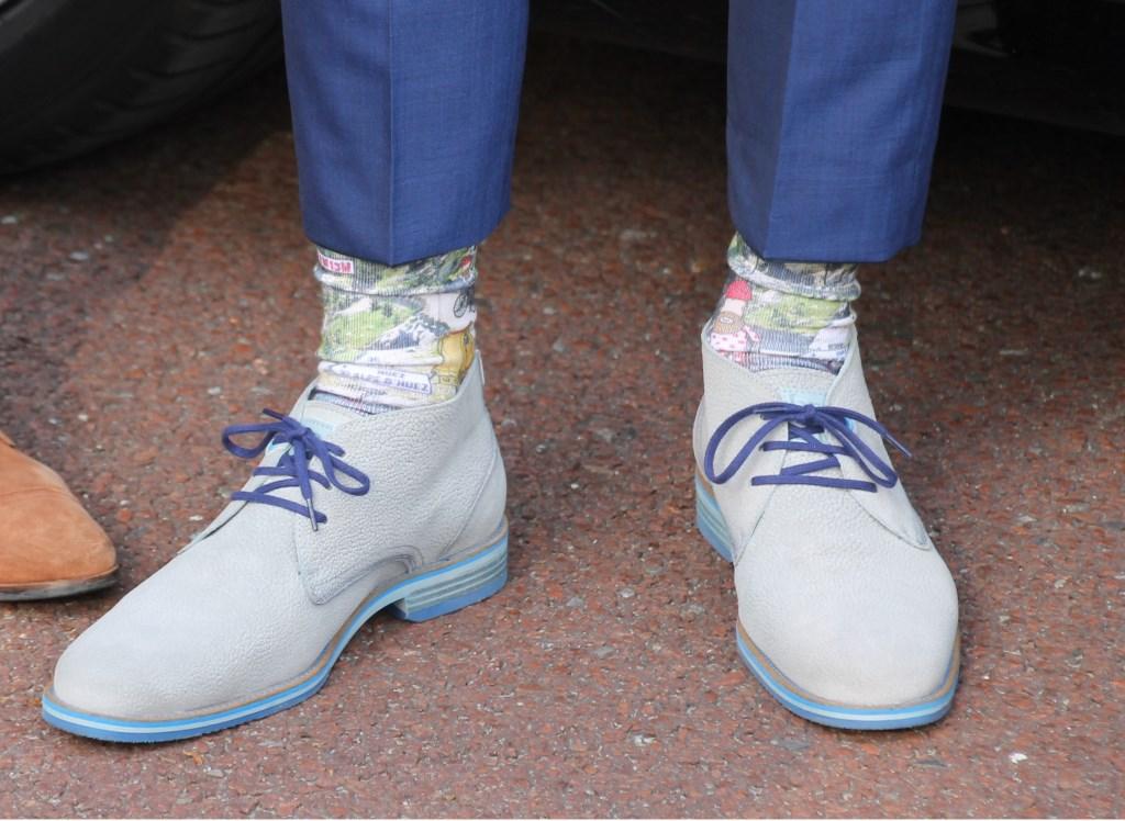 Bijpassende sokken  © Achterhoek Nieuws b.v.