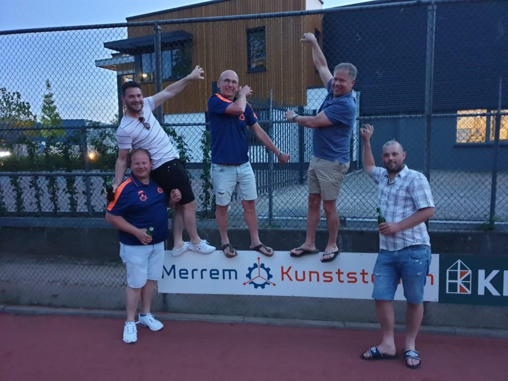 Heren 3. Foto: PR  © Achterhoek Nieuws b.v.