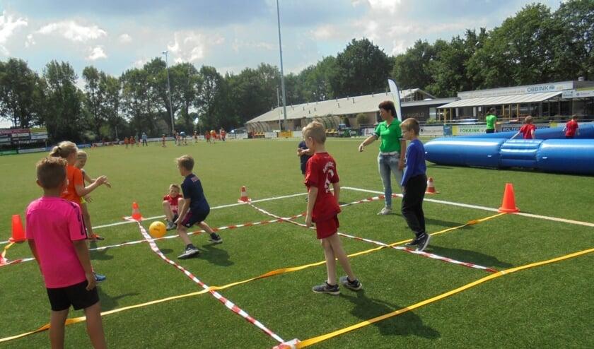 De organisatie van de vernieuwde sportdag was in handen van Sportfederatie Berkelland en Beweegwijs.Foto: PR.