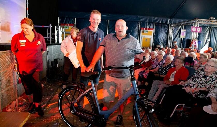 Koen Vaanholt en Jan Meulenveld. Foto: PR