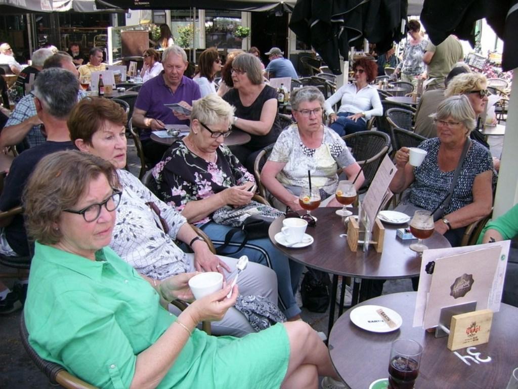 De trouwe supporters. Foto: PR  © Achterhoek Nieuws b.v.