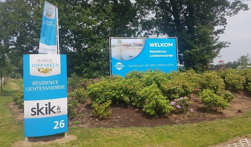 Park Résidence Lichtenvoorde gaat 20 extra recreatieverblijven plaatsen.