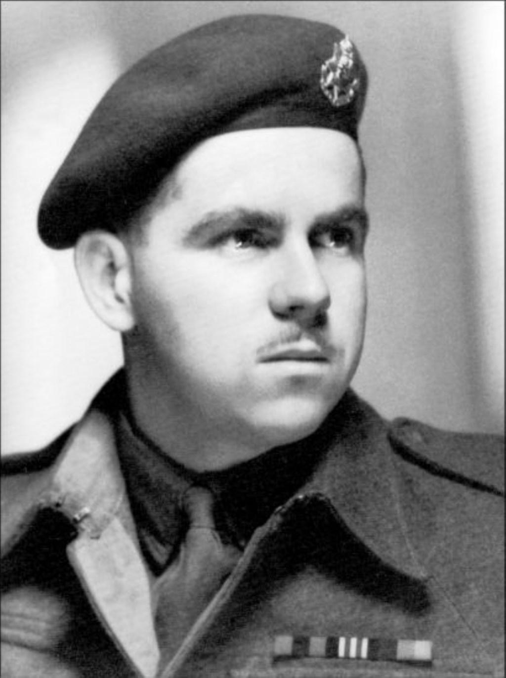 Segeant Bruce Ogden-Smith. Foto: PR  © Achterhoek Nieuws b.v.