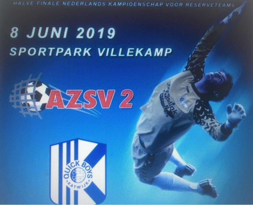 Aankondiging AZSV2-quick boys 2. Afbeelding: Heersink Foto: Heersink © Achterhoek Nieuws b.v.