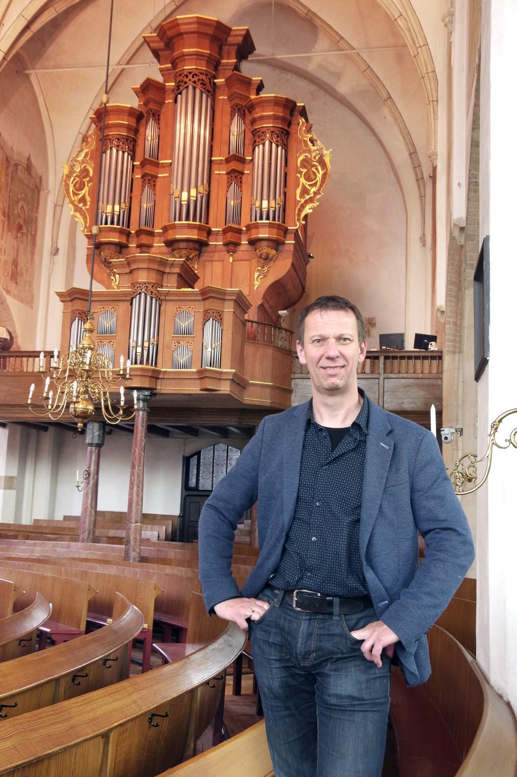 Harry van Wijk. Foto: PR