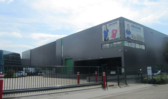 Meer opslag en webwinkel op het Arrisveld. Foto: Bernhard Harfsterkamp