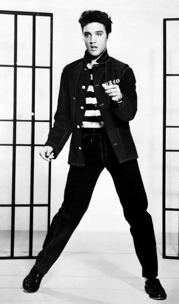Elvis Presley komt tot leven in De Mattelier in december. Foto: Wikipedia public domain