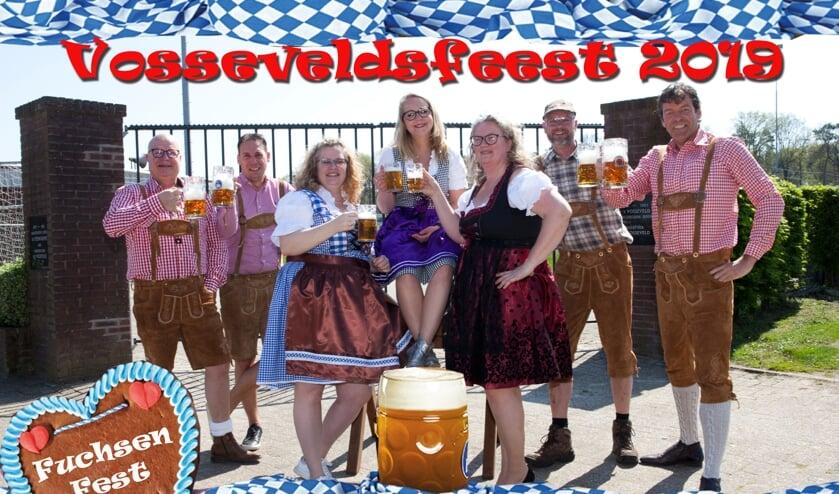 Fuchenfest in Vosseveld. Foto: PR