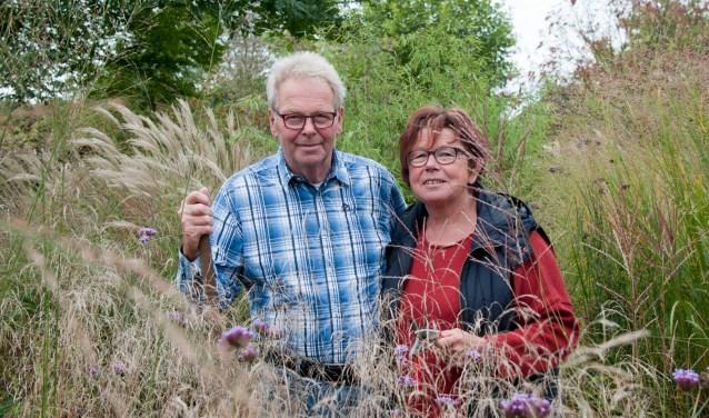 Het echtpaar Duitshof. Foto: MHGP/Tamara Witjes