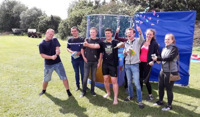 Team TienTonTalent won de Noabergames. Foto: Marcel Rouwenhorst