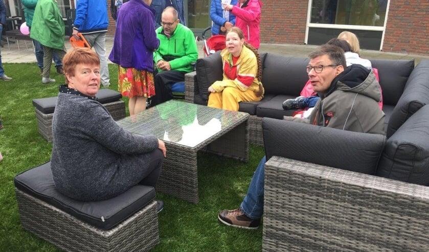 De nieuwe loungeset voor Estinea. Foto: PR