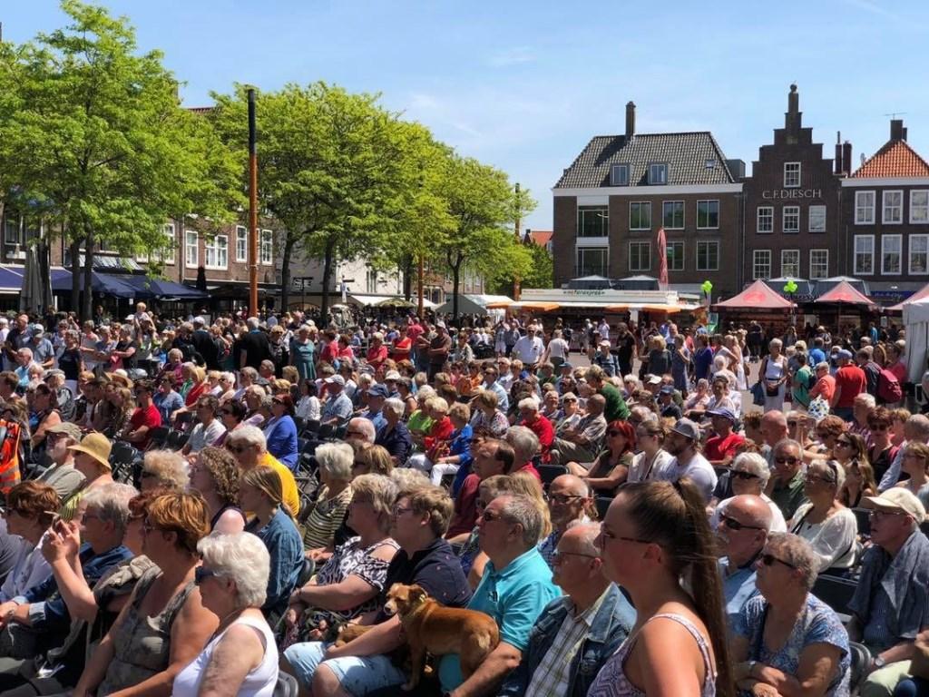 Heel veel publiek bij het festival. Foto: PR  © Achterhoek Nieuws b.v.