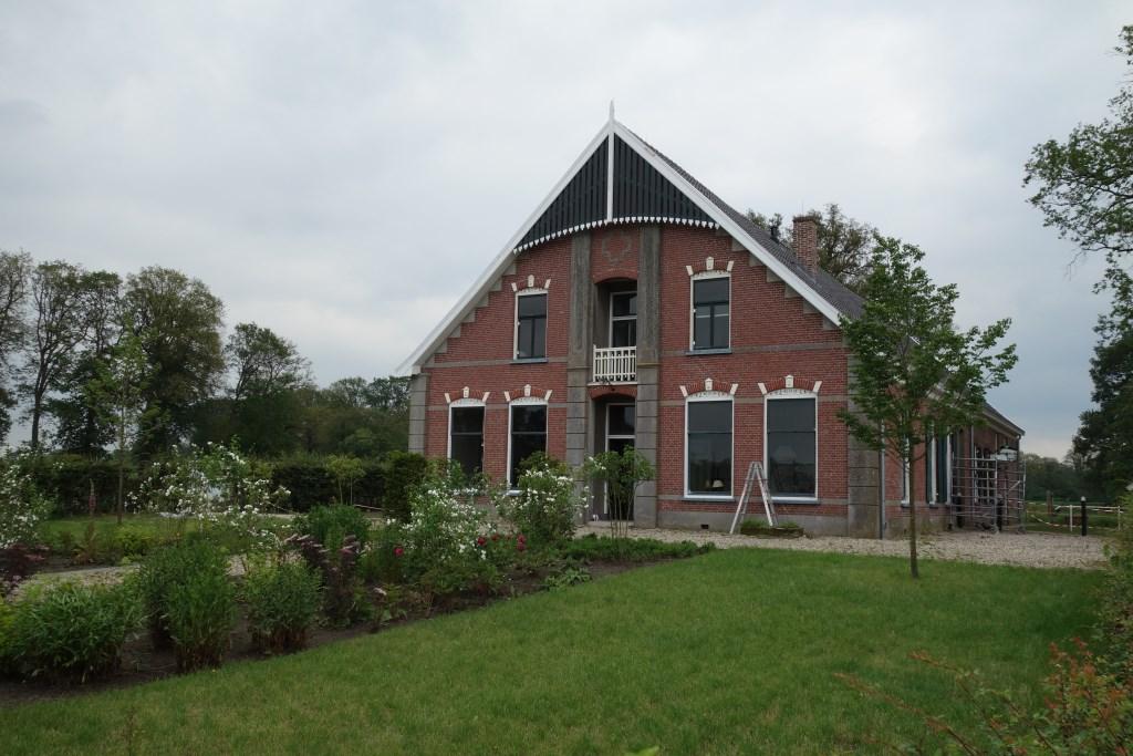Het Keunenhuis. Foto: Clemens Bielen  © Achterhoek Nieuws b.v.