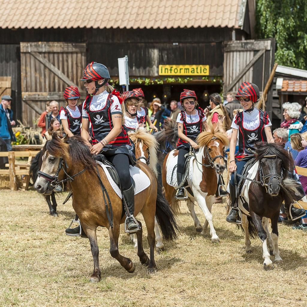 Ook allerlei shows zijn er te bekijken. Foto: Henk van Raaij Foto: Henk van Raaij © Achterhoek Nieuws b.v.