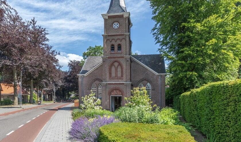Het kerkje in Laag-Keppel. Foto: Bas Weetink